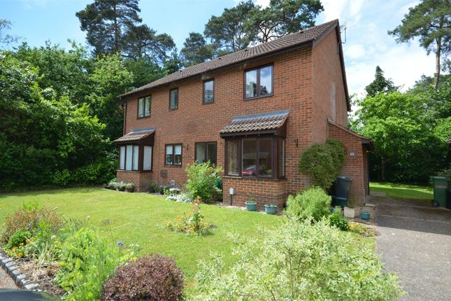 Thumbnail End terrace house for sale in Maguire Drive, Frimley, Surrey