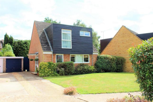 Thumbnail Detached house for sale in Wentworth Close, Ash Vale
