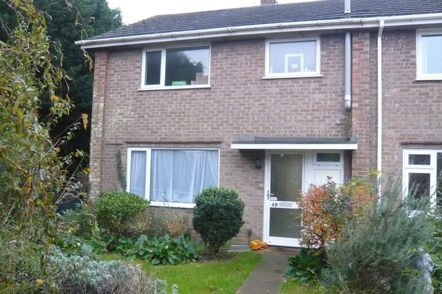 Thumbnail Semi-detached house to rent in Lancaster Crescent, Downham Market