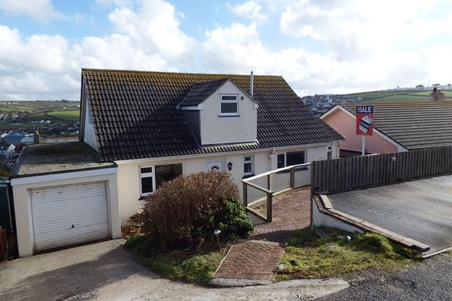 Thumbnail Detached house for sale in Droskyn Way, Perranporth