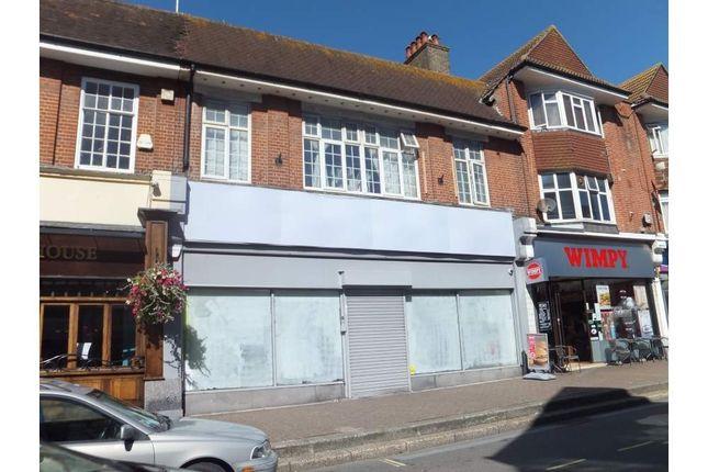 Thumbnail Retail premises to let in Surrey Street 12, Littlehampton, West Sussex