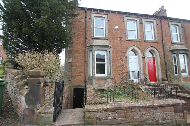 Thumbnail Semi-detached house for sale in Wordsworth Street, Penrith, Cumbria