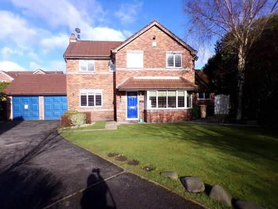 Thumbnail Detached house for sale in Redwood, Westhoughton, Bolton, Lancshire