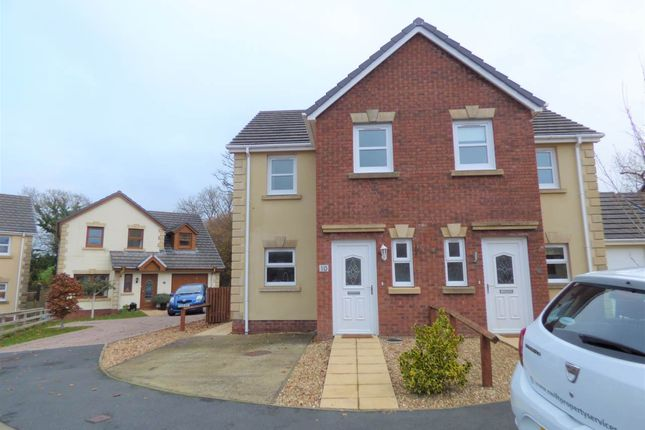 Thumbnail Property to rent in Maes Abaty, Whitland, Carmarthenshire