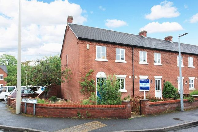 Thumbnail Semi-detached house to rent in Barkers Court, Madeley, Telford