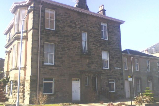 Thumbnail Flat to rent in Gladstone Place, Stirling Town, Stirling