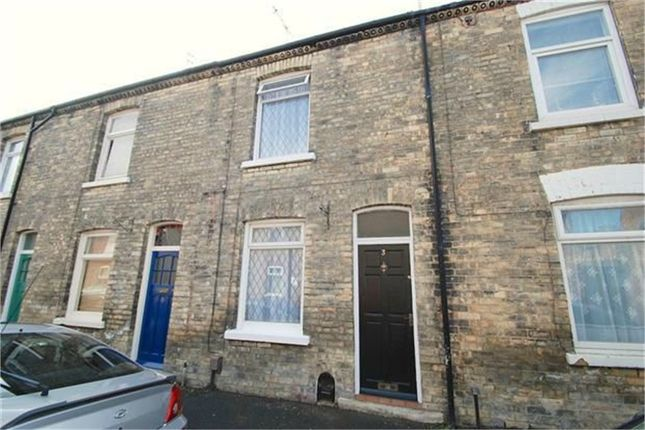 Thumbnail Shared accommodation to rent in Dudley Street, York