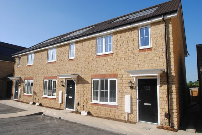 2 bed end terrace house for sale in The Homelands, Bishops Cleeve, Cheltenham
