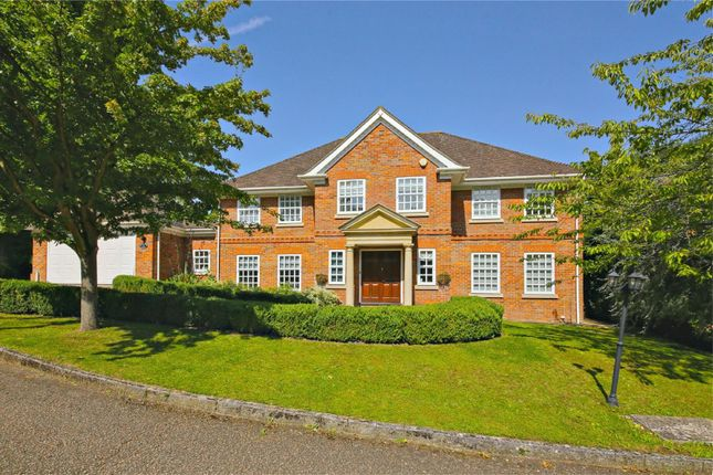 Thumbnail Detached house for sale in Malthouse Place, Newlands Avenue, Radlett