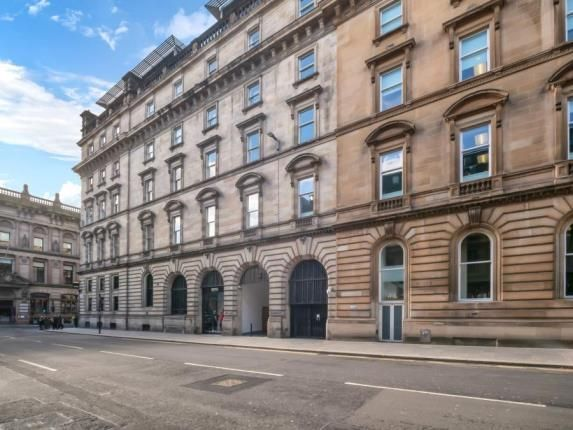 Thumbnail Flat for sale in South Frederick Street, Merchant City, Glasgow