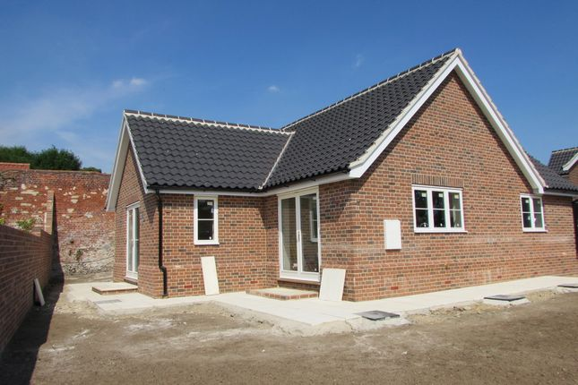 Thumbnail Detached bungalow for sale in Chapel Lane, Botesdale, Diss