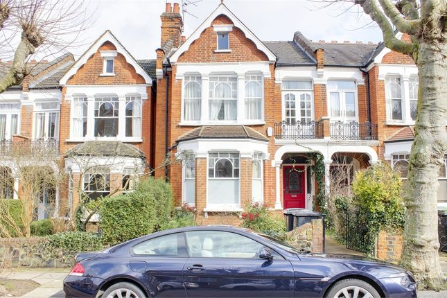 Thumbnail Terraced house for sale in Curzon Road, Muswell Hill, London