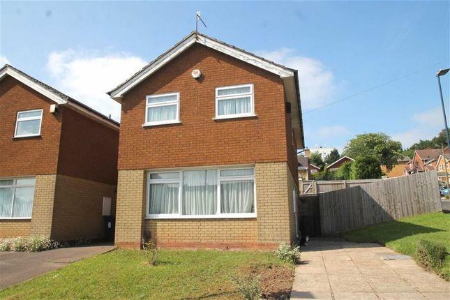 Thumbnail Detached house for sale in Doulton Close, Quinton, Birmingham