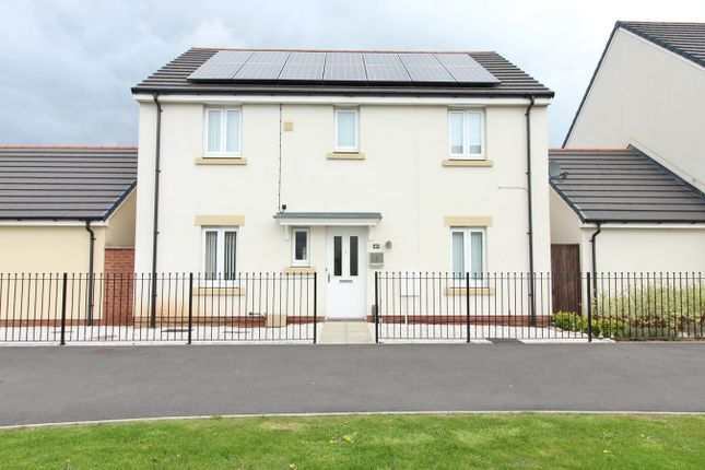 Thumbnail Detached house for sale in Brinell Square, Newport