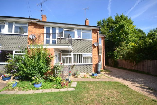 Thumbnail End Terrace House For Sale In Plough Road Yateley Hampshire