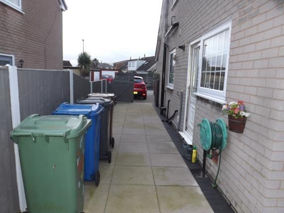 Driveway Of Croft Avenue Golborne Warrington WA3