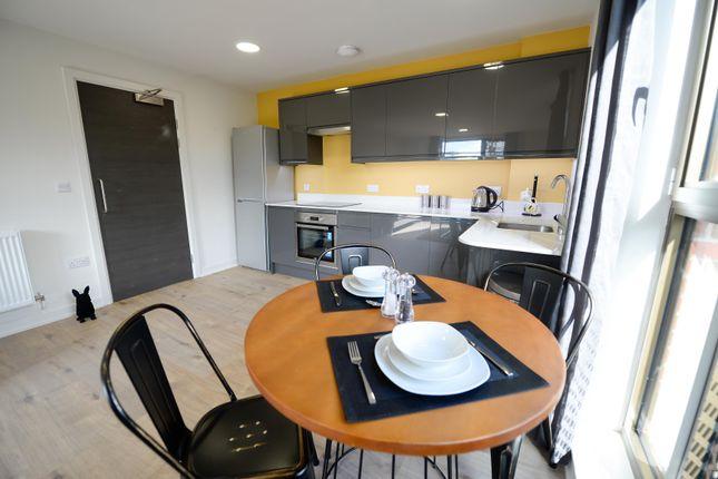 2 bed flat to rent in 18 Speedwell Works, Alsop Fields, Sidney Street, Sheffield