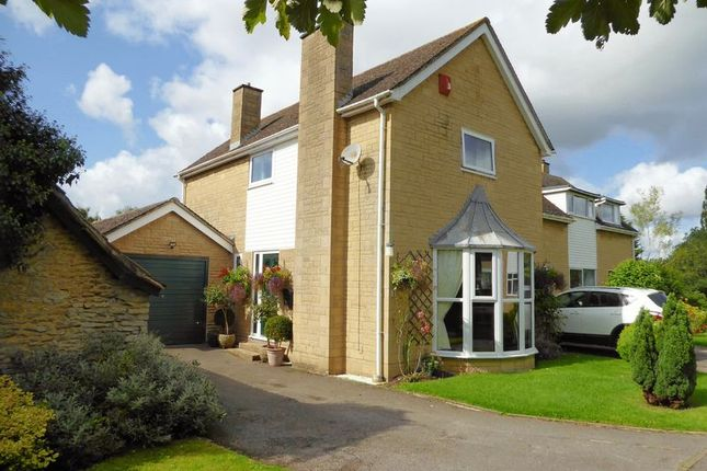 4 bed link-detached house for sale in The Butts, Bicester Road, Merton