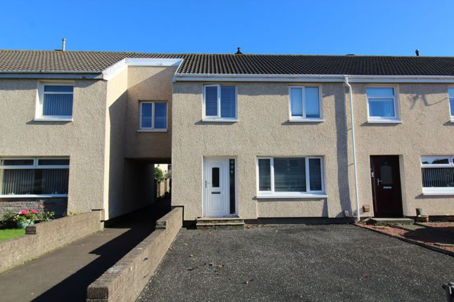 Thumbnail Terraced house for sale in Brodie Avenue, Troon