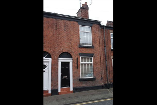 2 bed terraced house to rent in Antrobus Street, Congleton CW12
