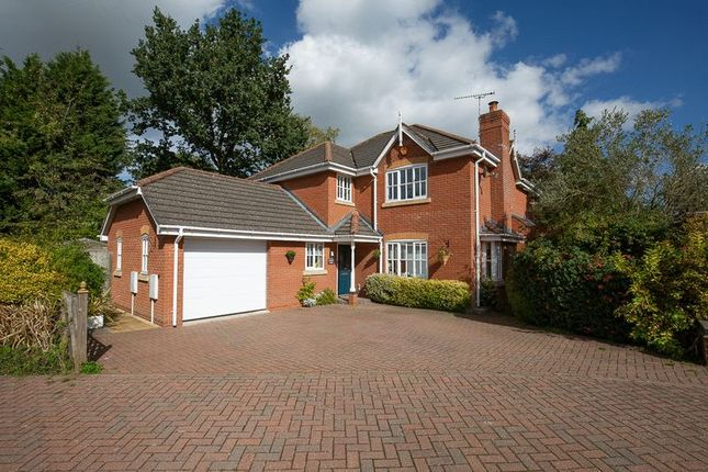 Thumbnail Detached house for sale in Wellfield Close, Balsall Common, Coventry