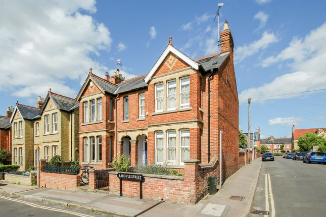 4 bed semi-detached house for sale in Argyle Street, Oxford