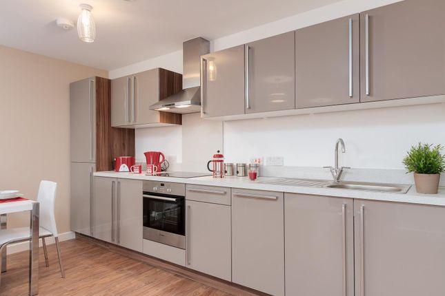Kitchen of Alto Building, Sillavan Way, Salford M3