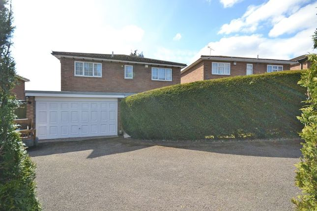 Thumbnail Detached house for sale in Spacious Family House, Glasllwch View, Newport