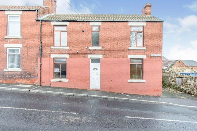 Thumbnail Terraced house to rent in Old Road, Conisbrough, Doncaster