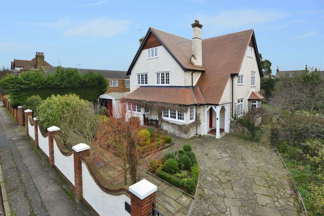Thumbnail Detached house for sale in Cecil Park, Herne Bay