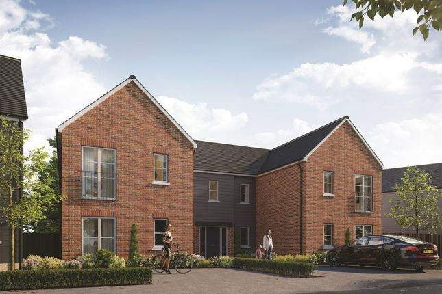 Thumbnail Flat for sale in Old Nazeing Road, Broxbourne