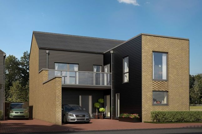 Thumbnail Detached house for sale in Spring Street, Newhall, Harlow
