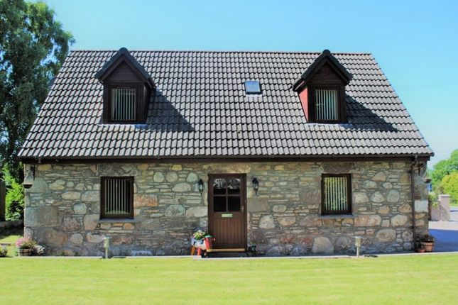 Thumbnail Detached house for sale in Cullernie Road, Balloch, Inverness