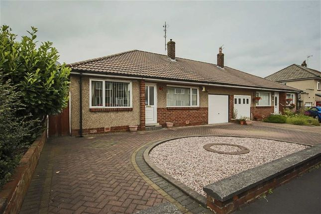 Thumbnail Semi-detached bungalow for sale in Pendle Road, Great Harwood, Lancashire