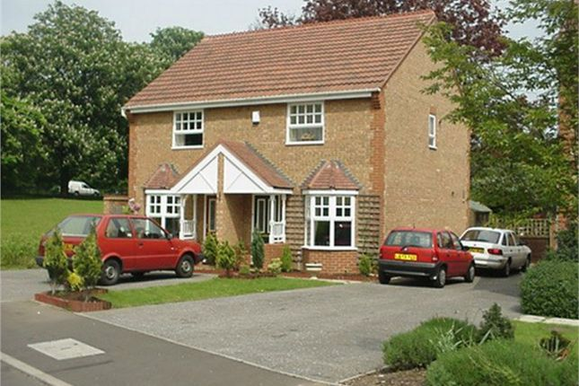 Thumbnail Semi-detached house to rent in Lodge Close, Huntingdon