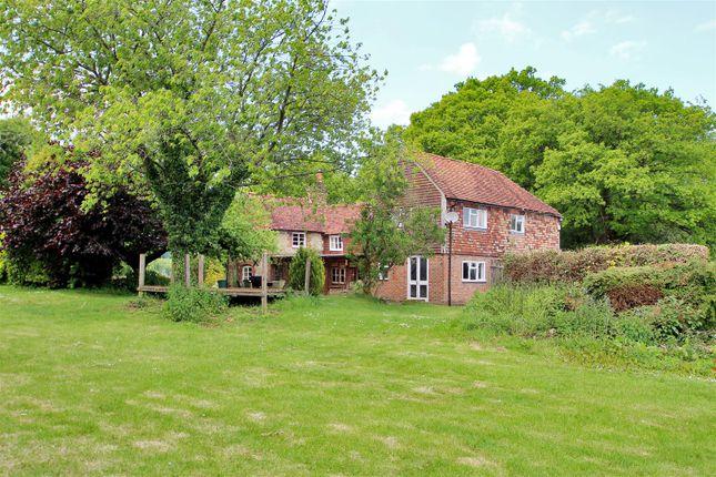 Detached house for sale in Winkhurst Green, Ide Hill, Sevenoaks