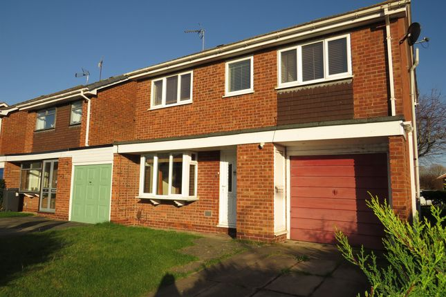 Thumbnail Detached house for sale in Woodloes Avenue South, Warwick