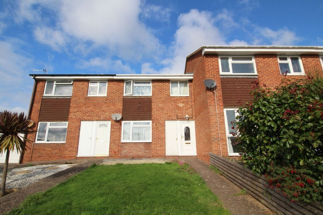 Thumbnail 3 bed terraced house to rent in Burch Close, Exmouth
