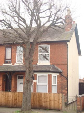 Thumbnail Semi-detached house to rent in Wilsthorpe Road, Long Eaton, Nottingham