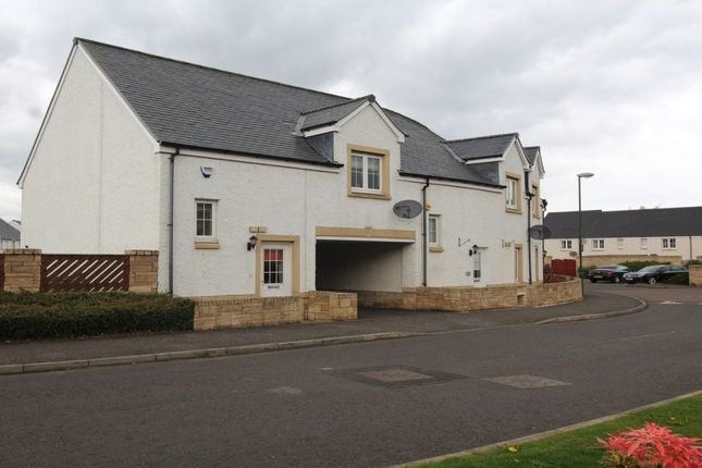 Thumbnail Terraced house for sale in Lodeneia Park, Dalkeith