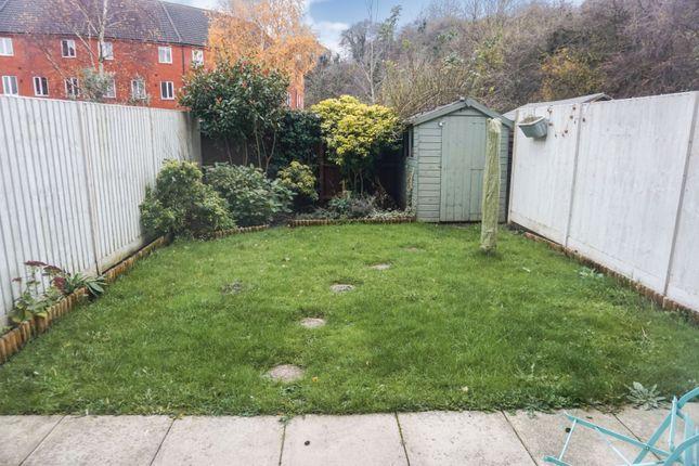 Garden of Oakwood Road, Leicester LE4