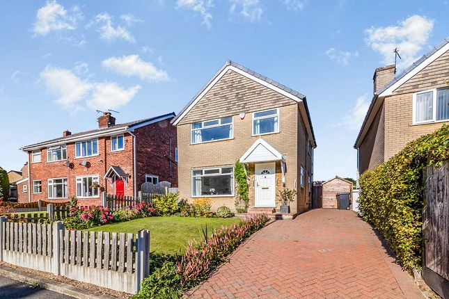 3 bed detached house for sale in Ash View, Chapeltown, Sheffield S35