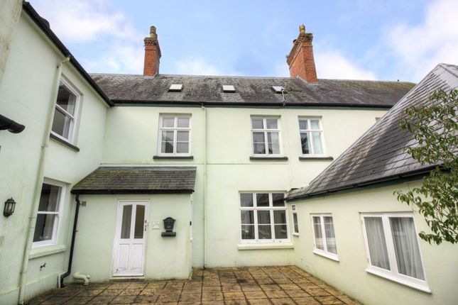 Thumbnail Terraced house for sale in Court Walk, Winkleigh