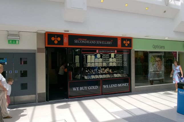 Thumbnail Retail premises to let in Unit 3, Oak Mall Shopping Centre, Greenock