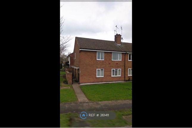 Thumbnail Flat to rent in Plumbley Hall Road, Mosborough, Sheffield