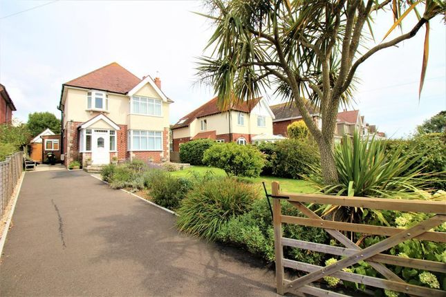 Thumbnail Detached house for sale in Ulwell Road, Swanage, Dorset