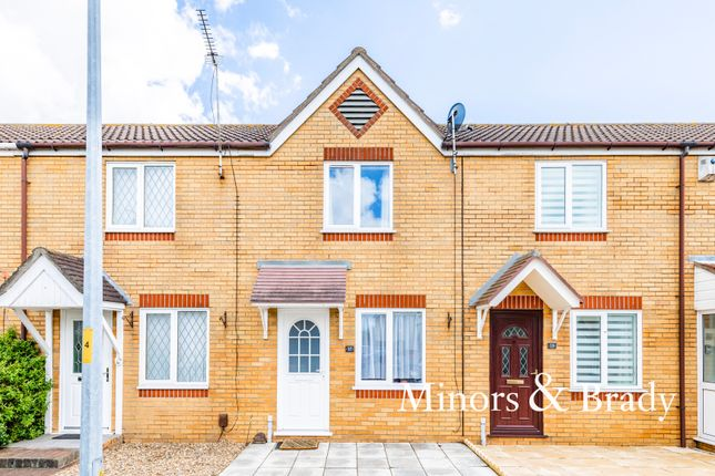 1 bed terraced house for sale in Beeleigh Way, Caister-On-Sea, Great Yarmouth NR30