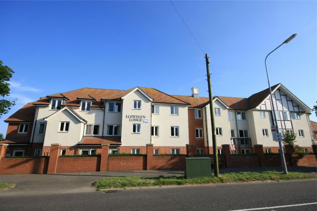 Thumbnail Flat for sale in Llewellyn Lodge, Cooden Drive, Bexhill On Sea