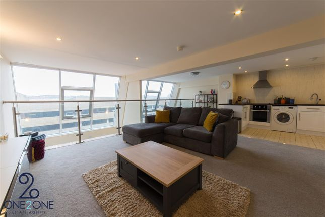 Thumbnail Flat for sale in Old Arts College, Clarence Place, Newport