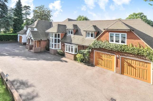 Thumbnail Detached house for sale in Forest Ridge, Keston Park